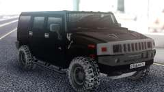 Hummer H2 Snow для GTA San Andreas