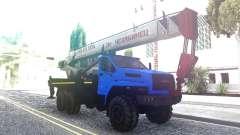 Ural Next Автокран для GTA San Andreas