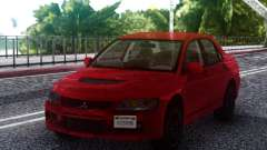 2006 Mitsubishi Lancer Evolution IX MR для GTA San Andreas