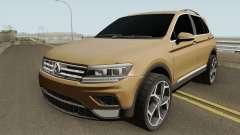 Volkswagen Tiguan 2017 для GTA San Andreas
