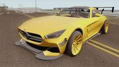 Benefactor Schlagen GT GTA V IVF HQ для GTA San Andreas