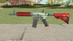 CS-GO M4A4 Bullet Rain для GTA San Andreas