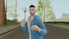 GTA Online Sans Outfit Skin V2 для GTA San Andreas