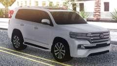 Toyota Land Cruiser 200 Sport 2018 для GTA San Andreas