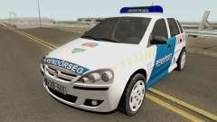 Opel Corsa Magyar Rendorseg для GTA San Andreas