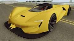 SRT TomaHawk GT для GTA San Andreas