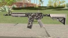CS-GO M4A4 Urban DDPAT для GTA San Andreas