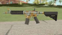 CS-GO M4A4 Daybreak для GTA San Andreas