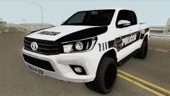 Toyota Hilux POLICIJA BiH для GTA San Andreas
