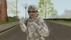 Marine Skin V2 From Spec Ops: The Line для GTA San Andreas