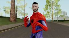 Skin Random 130 (Outfit Spiderman) для GTA San Andreas