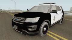 Ford Explorer Police Interceptor LAPD 2017