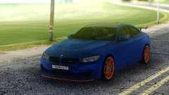 BMW M4 GTS Sport для GTA San Andreas