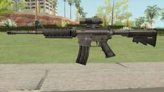 Insurgency MIC M4A1 Aimpoint для GTA San Andreas