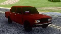 ВАЗ 2107 Тонированный для GTA San Andreas