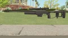 SAKO TRG-42 Sniper Rifle (Black) для GTA San Andreas