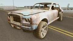 Rusty Enus Super Diamond GTA V для GTA San Andreas