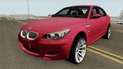 BMW M5 E60 HQ IVF для GTA San Andreas