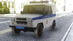 УАЗ 3151 Полиция