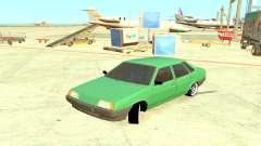 ВАЗ 21099 Зеленая для GTA 4