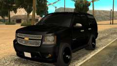 Chevrolet Tahoe Black для GTA San Andreas