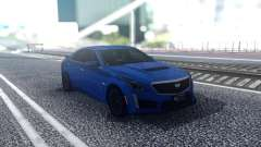 2016 Cadillac ATS-V Coupe Spy Shots для GTA San Andreas