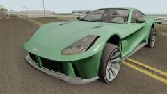 Grotti Itali GTO GTA V IVF High Quality для GTA San Andreas