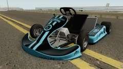 Shifter Kart 125CC HQ для GTA San Andreas