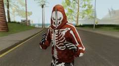 Special Force (SFPH) Skeleton Burglar для GTA San Andreas
