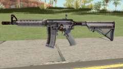 CS-GO M4A4 X-ray для GTA San Andreas