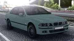 BMW M5 E39 Grey для GTA San Andreas