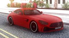 Mercedes-Benz AMG GT-R для GTA San Andreas