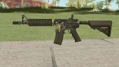 CS-GO M4A4 Zirka для GTA San Andreas