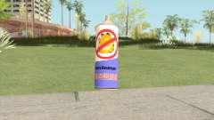 Pussy Destroyer Spray для GTA San Andreas