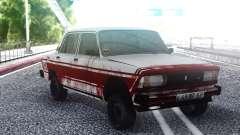 ВАЗ 2105 Гоночный для GTA San Andreas