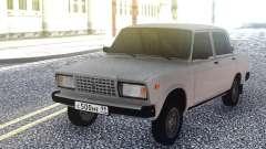 ВАЗ 2107 Простой для GTA San Andreas