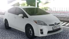 Toyota Prius White для GTA San Andreas