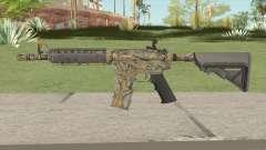 CS-GO M4A4 Modern Hunter для GTA San Andreas