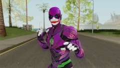 The Joker Flash для GTA San Andreas