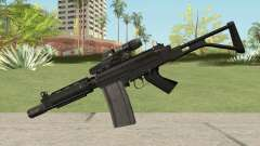 Tactical Assault Rifle для GTA San Andreas