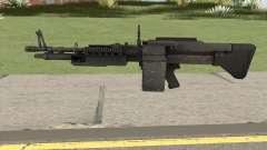 Battlefield 3 M60 для GTA San Andreas