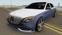 Mercedes-Benz Maybach S650 2019 HQ для GTA San Andreas