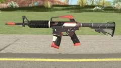 CS:GO M4A1 (Cyrex Skin) для GTA San Andreas