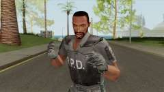 Carl Johnson HD (RPD) для GTA San Andreas