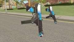 Tec-9 Enforcer V4 для GTA San Andreas
