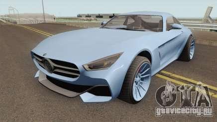 Benefactor Schlagen GT GTA V HQ для GTA San Andreas