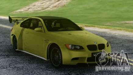 BMW M3 GTS Green для GTA San Andreas