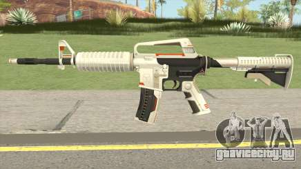 CS:GO M4A1 (Mecha Industries Skin) для GTA San Andreas