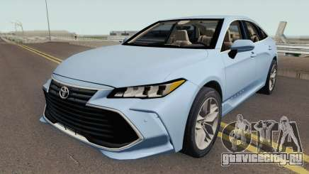 Toyota Avalon 2019 XLE High Quality для GTA San Andreas
