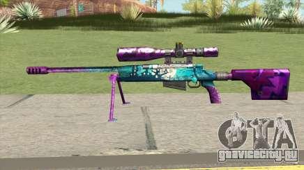 SFPH Playpark (Ghost TAC50) для GTA San Andreas